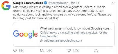 最近三十天的搜索算法变化的配图