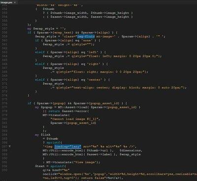 MovableType 7.4.0 r4609 的富文本编辑器问题,以及本站的改动的配图