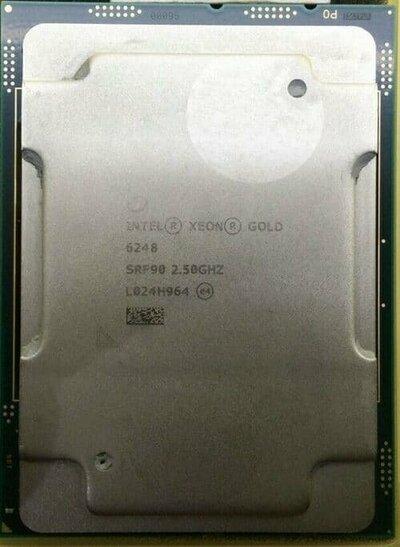 DigitalOcean Premium Intel Droplets 实测 CPU的配图